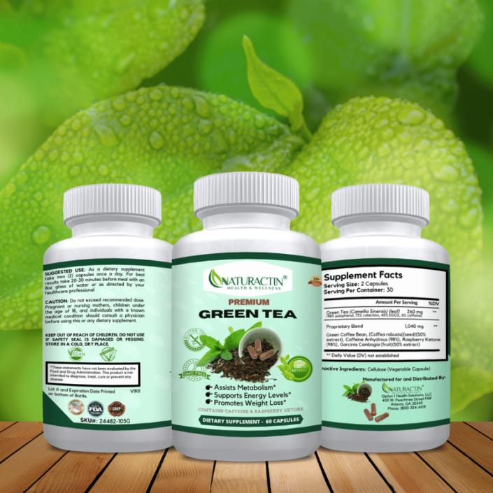 Premium Green Tea