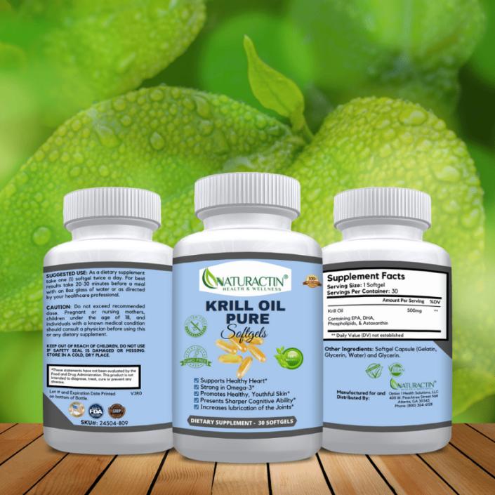 Krill Oil Pure