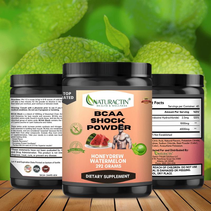 BCAA Shock Powder