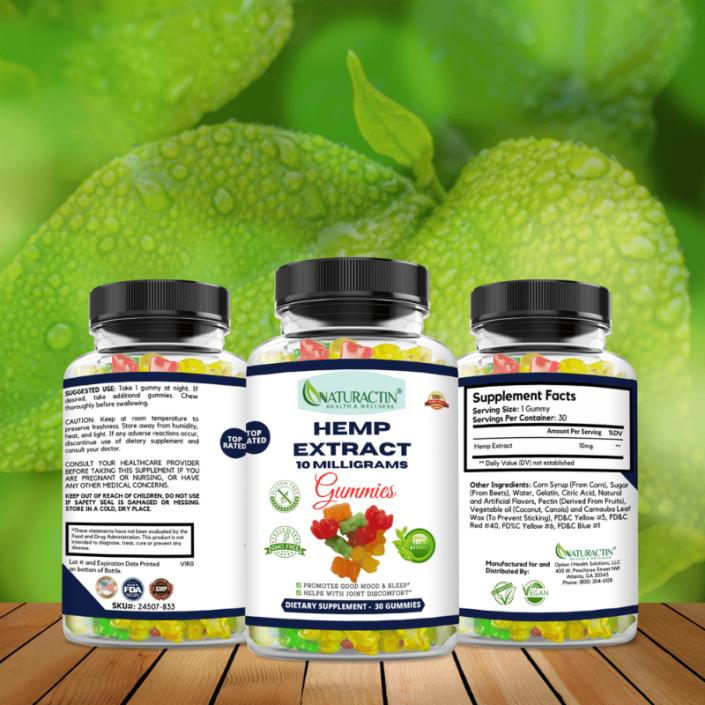 Hemp Extract Supplement