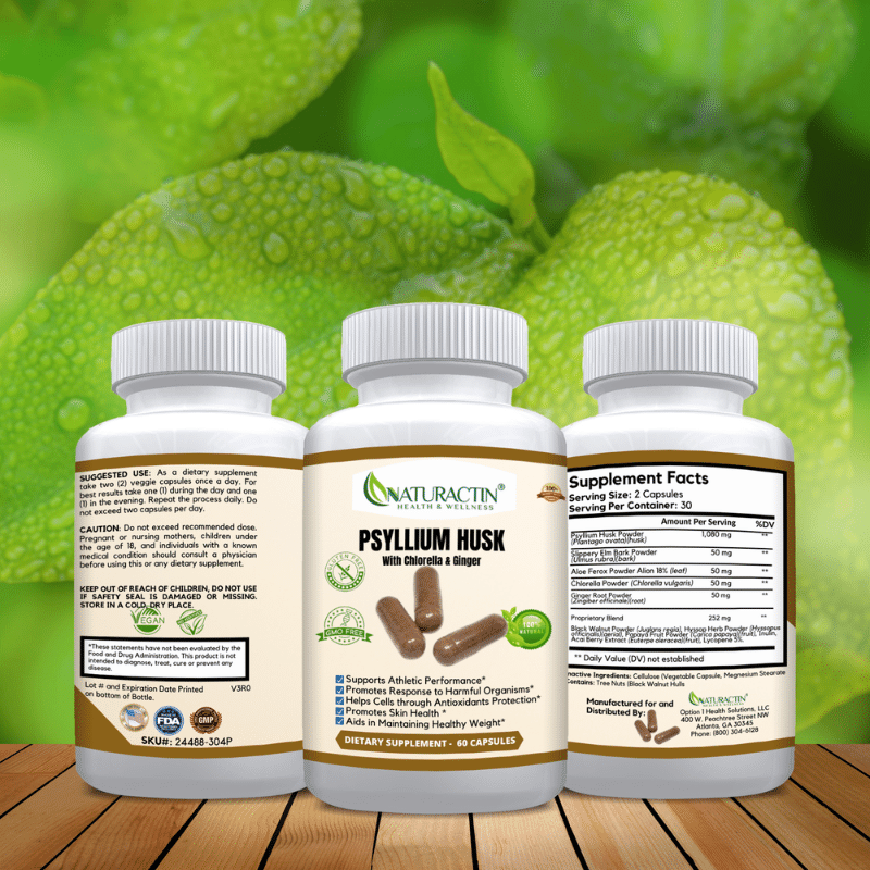 Psyllium Husk Supplement