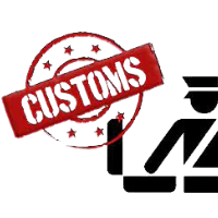 CUSTOMS TAXES & DUTIES COVERED